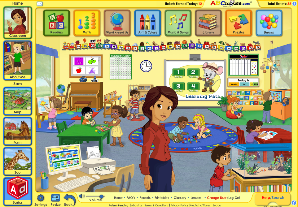 Educational Games- Improve Your Kids Learning Experience ...