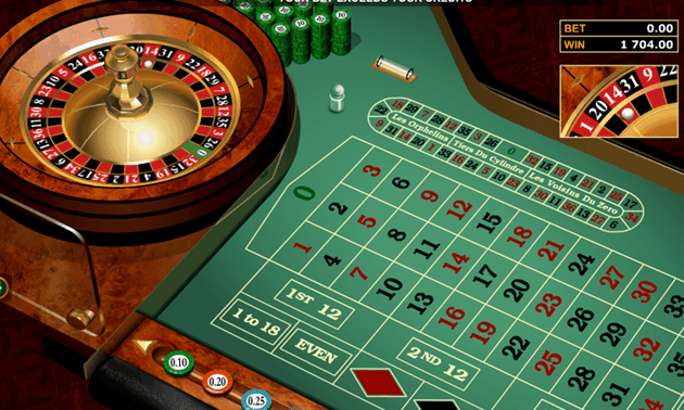 Roulette Free Online