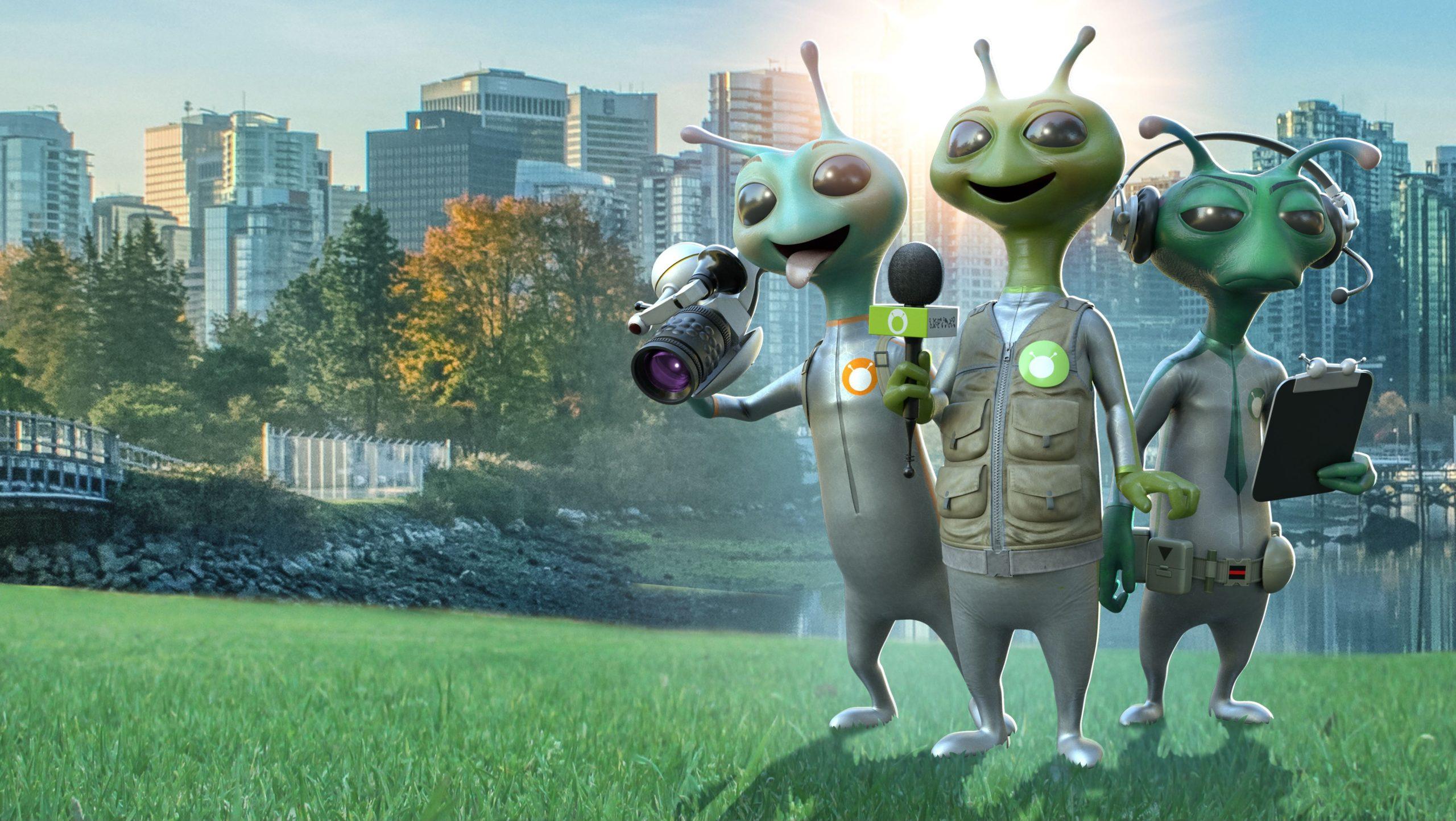 Serie Aliens