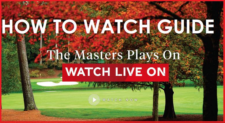 Augusta Masters Winners