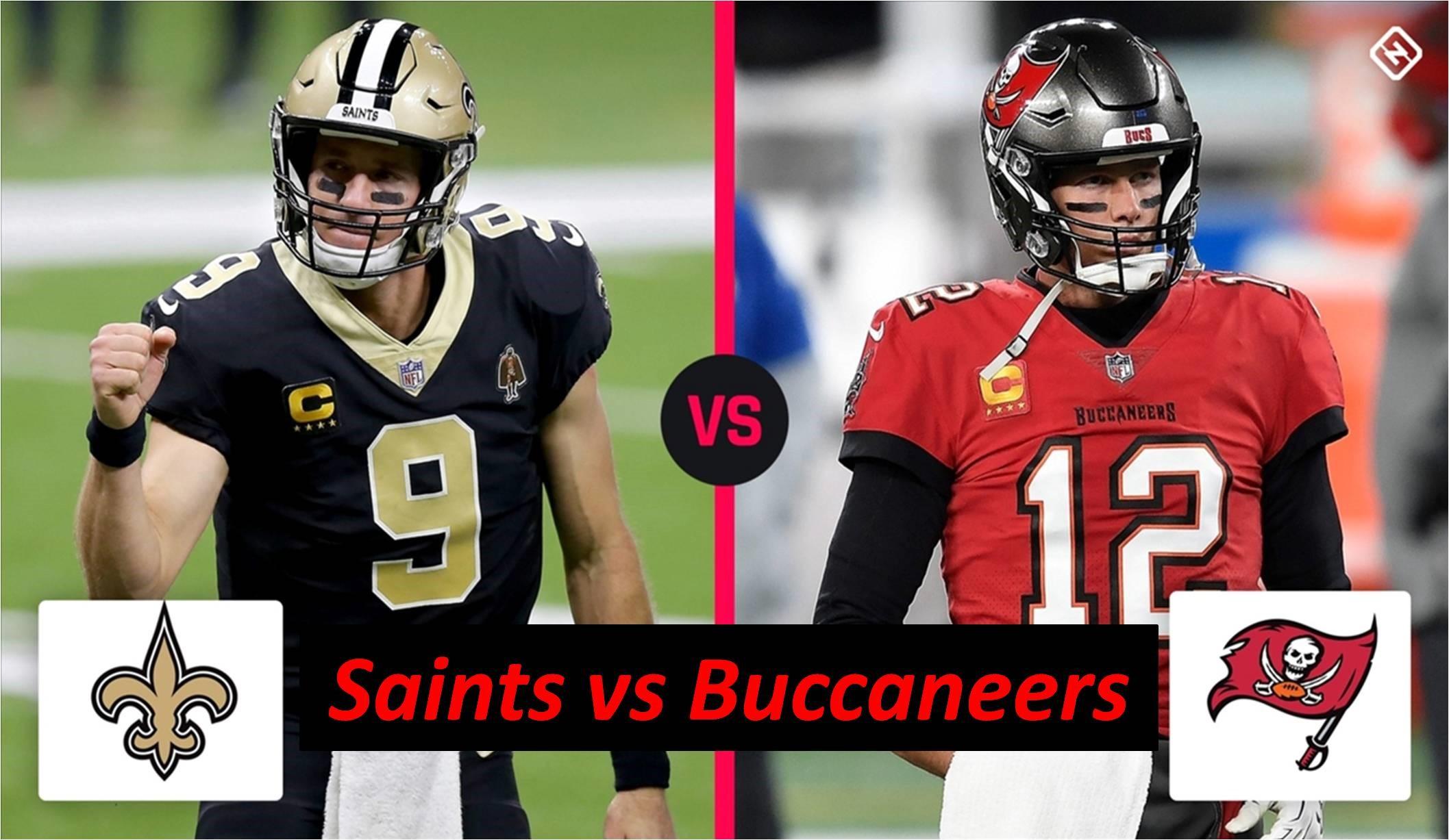NFL Week 9 । New Orleans Saints vs Tampa Bay Buccaneers: Live Stream  American Football । Predictions, US Start time, history - Programming  Insider