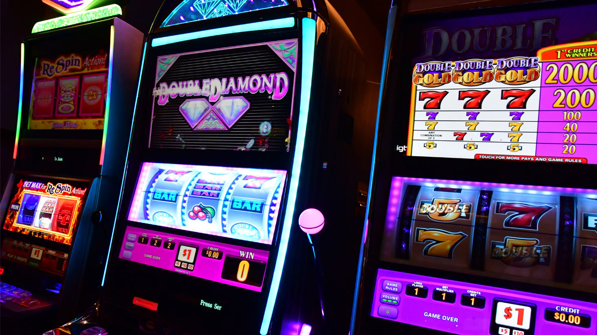 Casino Slot Machine Programming