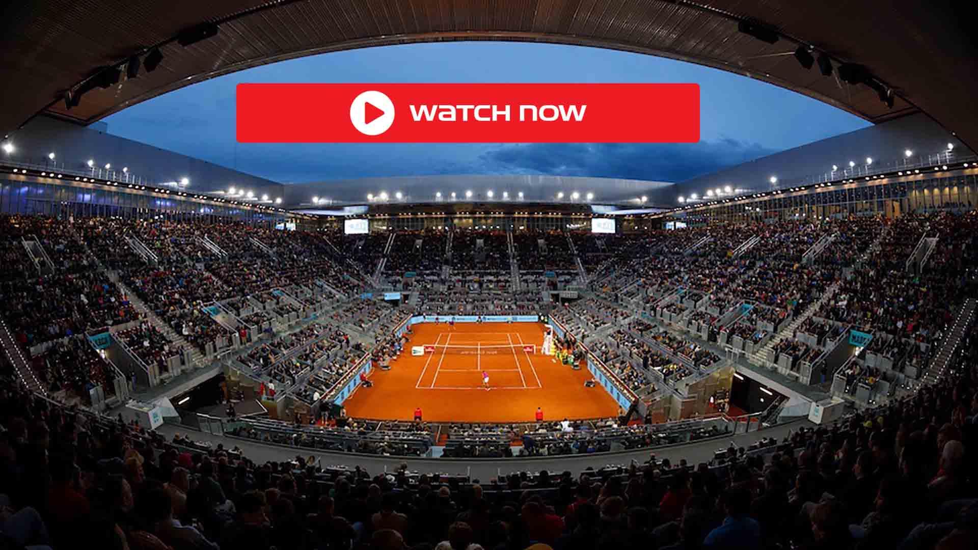 [LIVE] Madrid Open 2021: Live-Übertragung, Tennis-TV-Berichterstattung, Zeitplan und Geldpreise