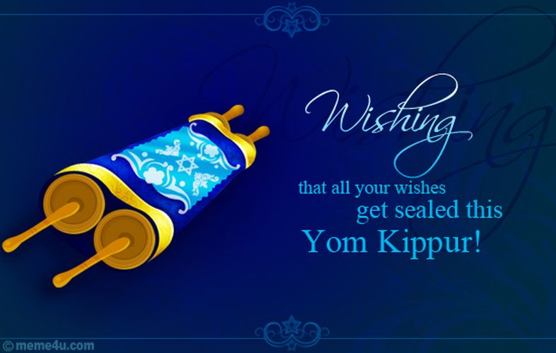 Wishing You and Your Family and Friends a Happy and Sweet Yom Kippur - Programming Insider
